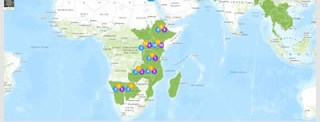 See All Eastern & Southern Africa Activity