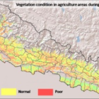 Satellite-Based Agriculture Drought Warning System